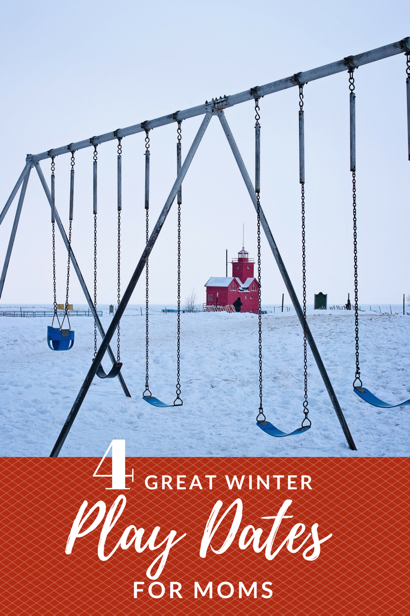great winter play dates for moms
