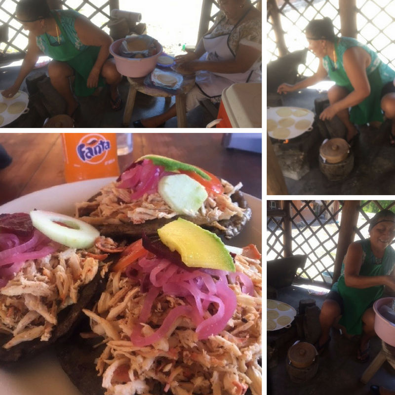 Food in the Yucatan