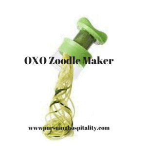 OXO Zoodle Maker