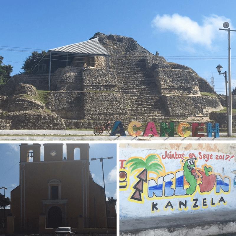 off the beaten path Yucatan