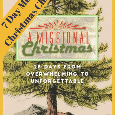 Missional Christmas Challenge