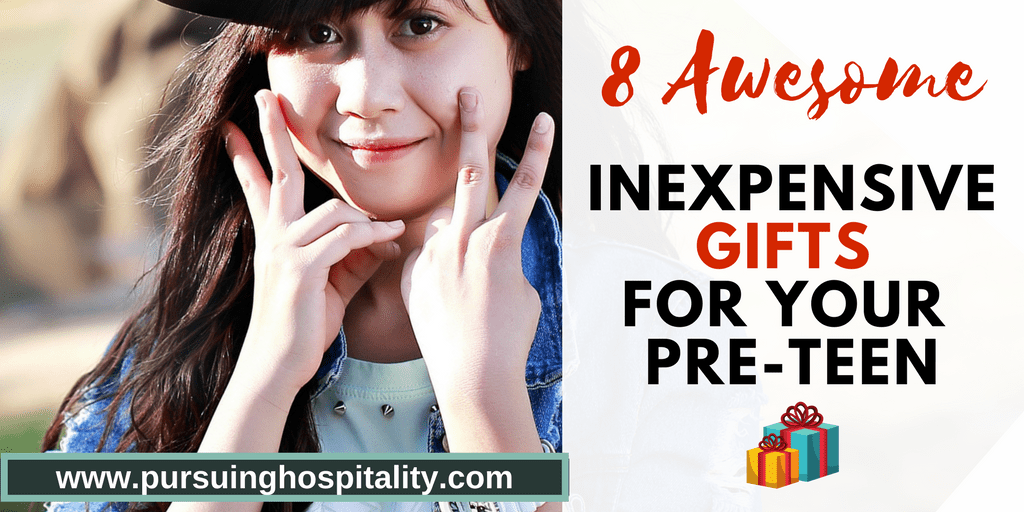 Gifts for Pre-Teen Girl