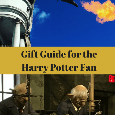 Gift Guide for the Harry Potter Fan