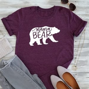 Awesome Mama Bear T-Shirt