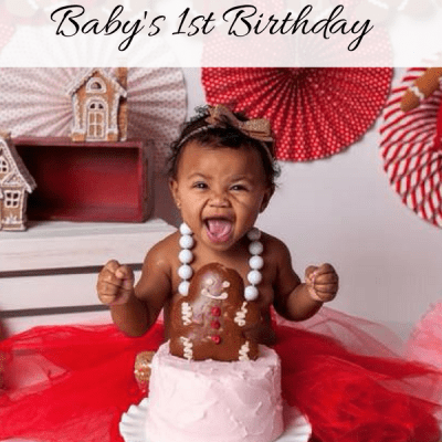 Unique Ways to Celebrate Baby's First Birthday