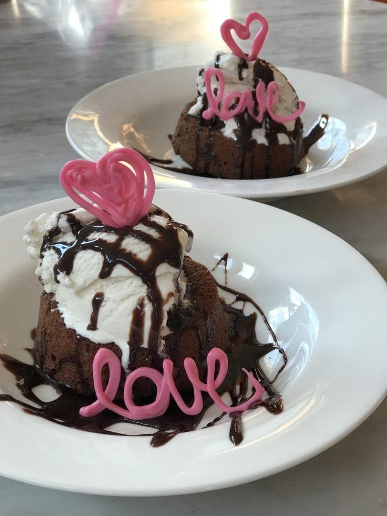 Lava Cakes