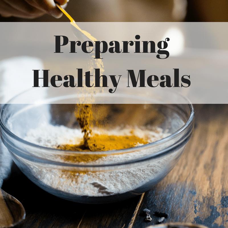 Preparing Healthy Meals