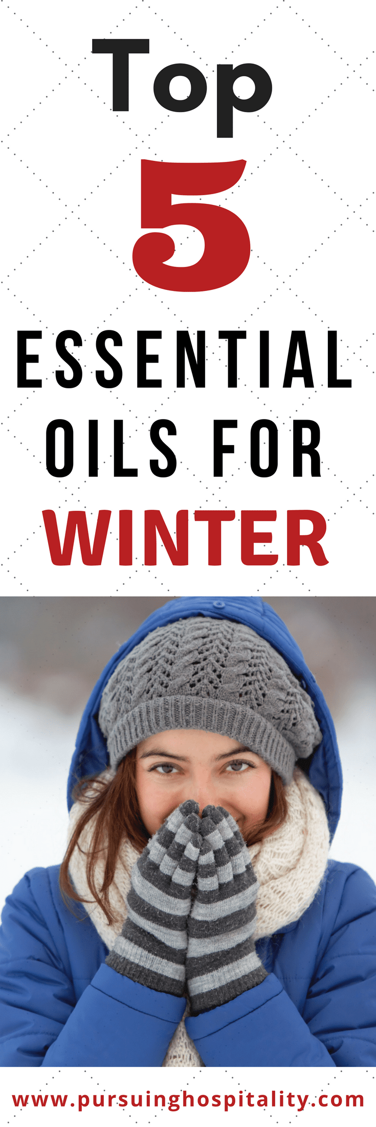 Top 5 Essential Oils for Winter Pinterest