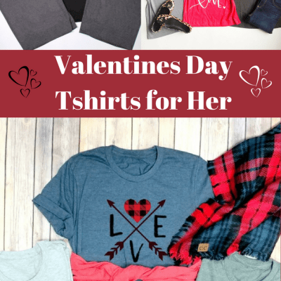 Cute Valentine's Day T-Shirts For Her