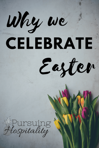 Why We celebrate Easter (1)
