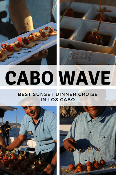 Cabo Wave Appetizers