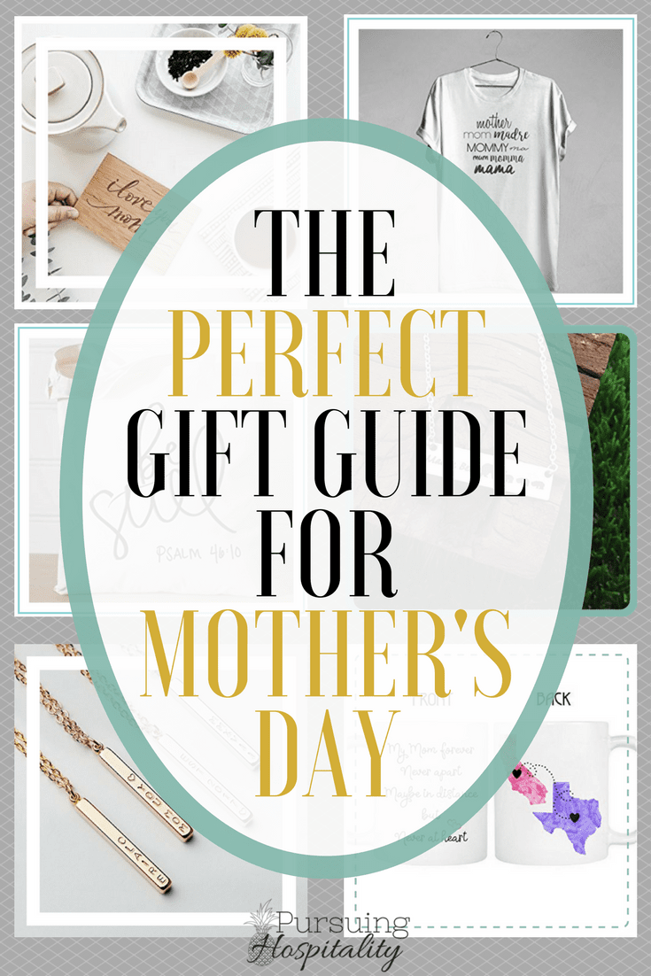 Perfect gift Guide for Mother's Day