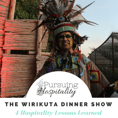 The Wirikuta Dinner Show an Experience like No Other
