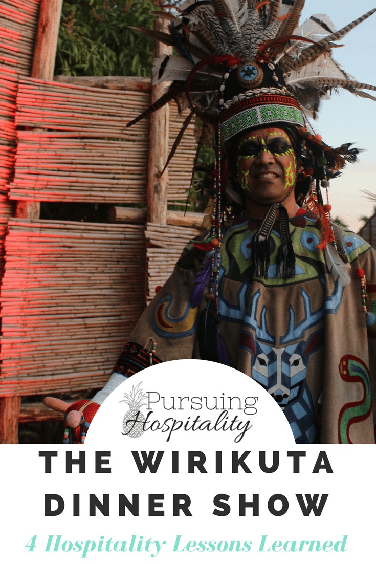 The Wirikuta Dinner Show