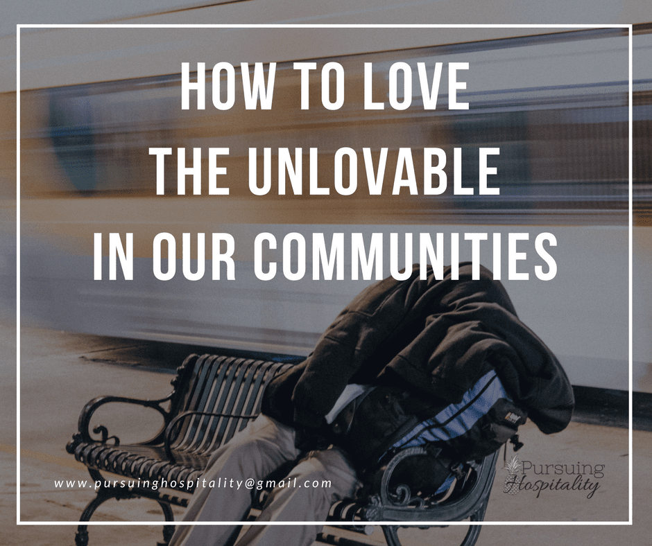 love the unlovable
