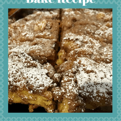Quick French Toast Bake Recipe