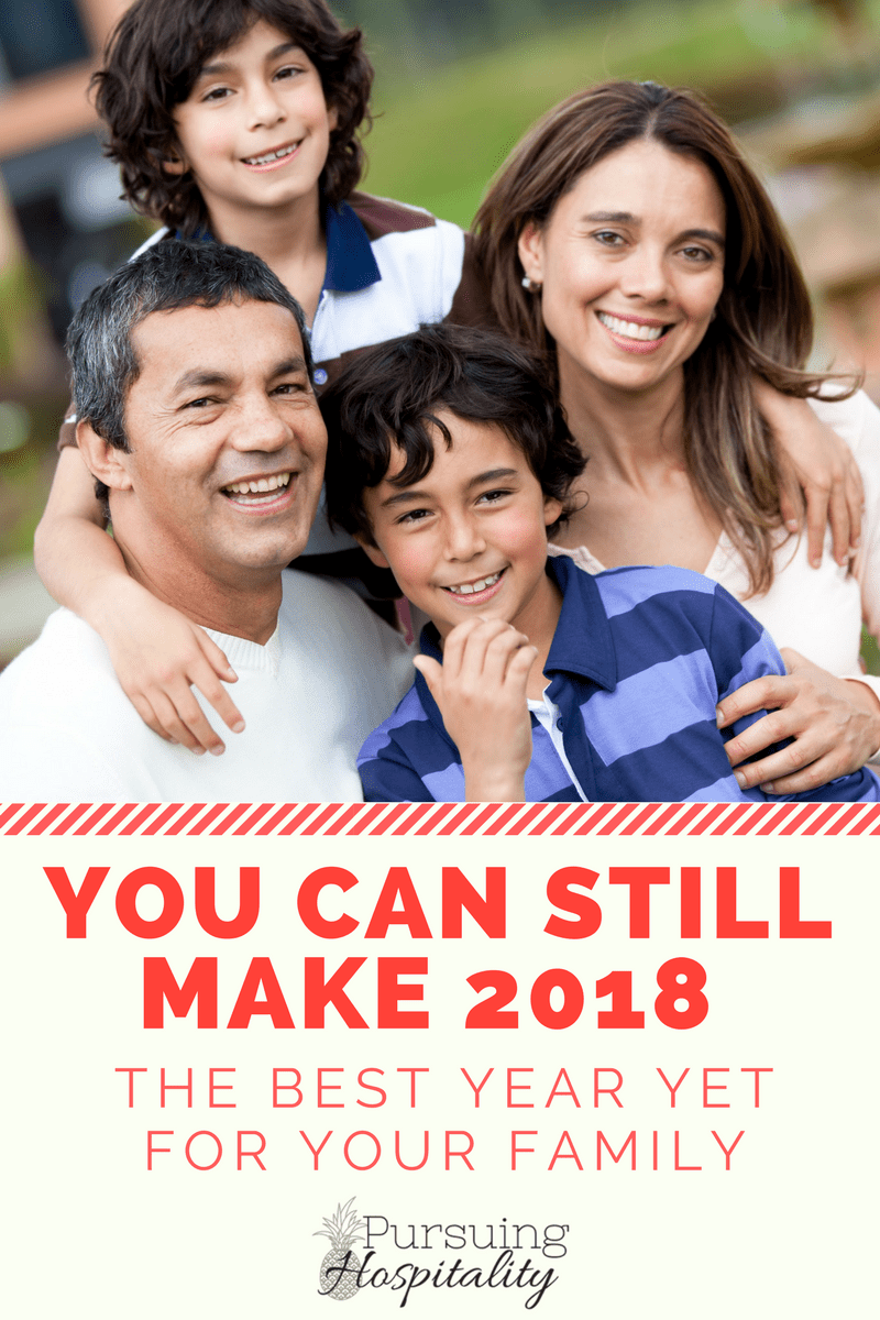 The Best Year Yet For Your Family