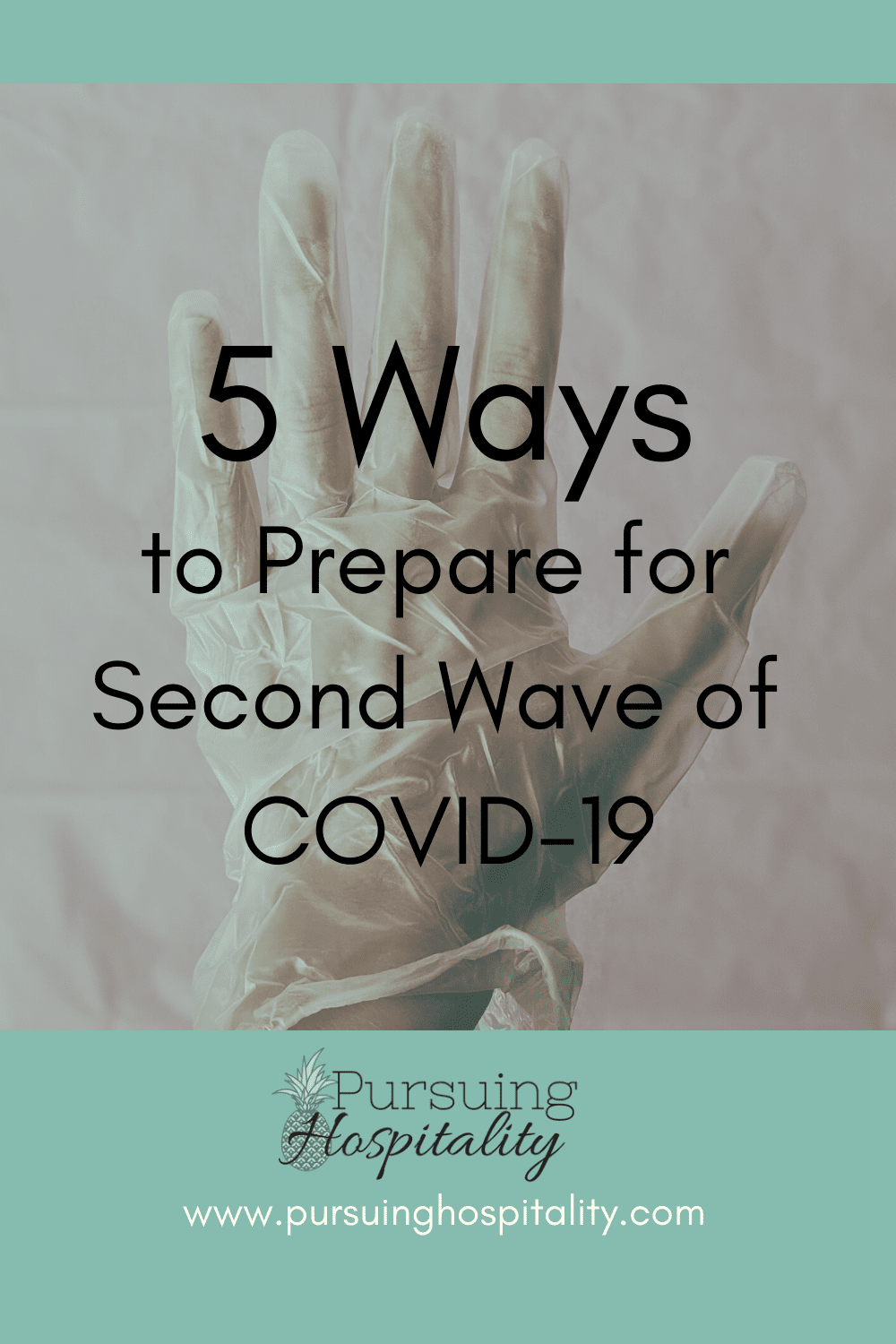 5 ways to prepare for second wave of COVID-19