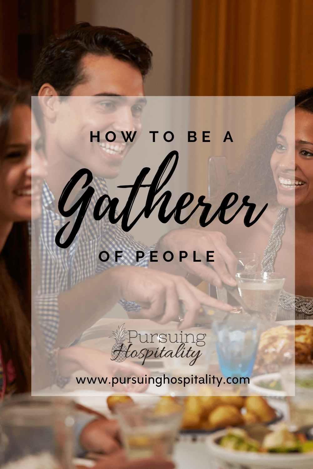 How to be a gatherer
